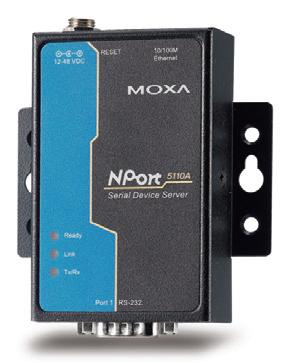 NPORT 5110串口服务硬件